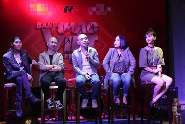 Mỹ Linh giữ vững phong độ, Nguyễn Hải Phong không ngại đóng vai ác trên ghế nóng Ban nhạc Việt mùa 2 - Ảnh 2.