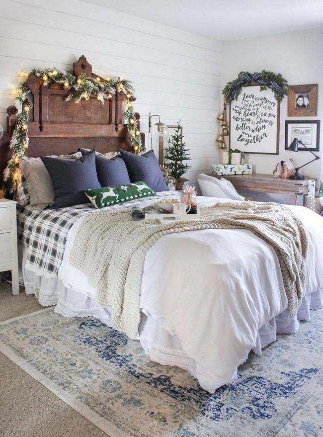 Mách bạn cách chọn đồ nội thất cho 9 phong cách phòng ngủ có tông màu trắng - Ảnh 16.