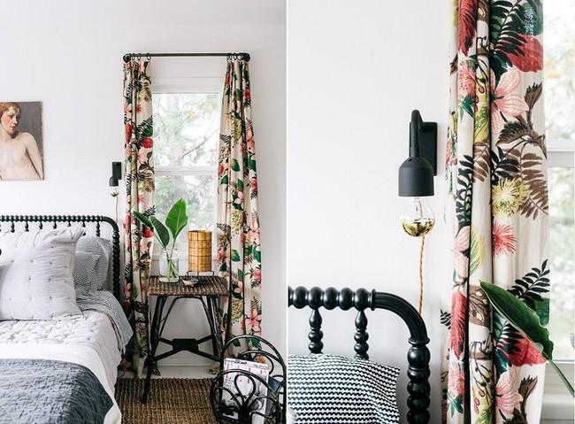 Mách bạn cách chọn đồ nội thất cho 9 phong cách phòng ngủ có tông màu trắng - Ảnh 19.