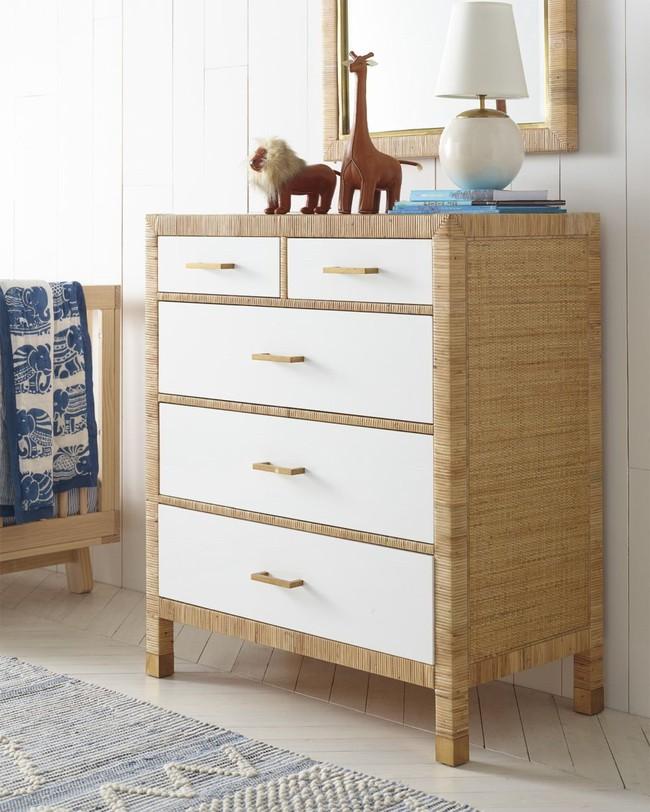 Mách bạn cách chọn đồ nội thất cho 9 phong cách phòng ngủ có tông màu trắng - Ảnh 21.