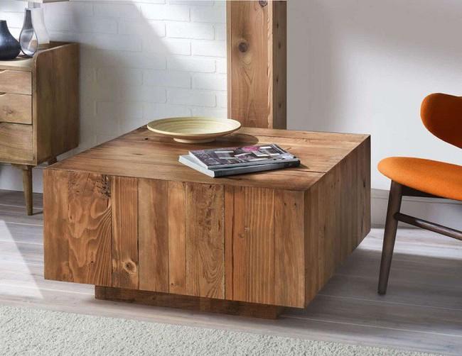 10 mẫu bàn uống nước bằng gỗ cực dễ làm mà bạn có thể tự thực hiện ngay tại nhà mình - Ảnh 9.