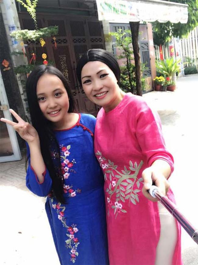 Con gái đen nhẻm, mũm mĩm của ca sĩ Phương Thanh ngày nào giờ trổ mã phổng phao, xinh xắn ở tuổi 13 - Ảnh 1.
