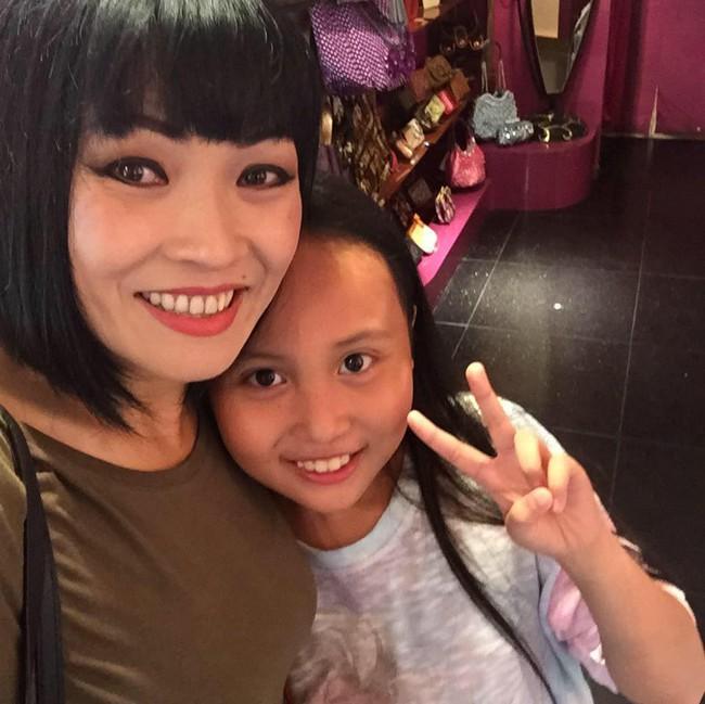 Con gái đen nhẻm, mũm mĩm của ca sĩ Phương Thanh ngày nào giờ trổ mã phổng phao, xinh xắn ở tuổi 13 - Ảnh 2.