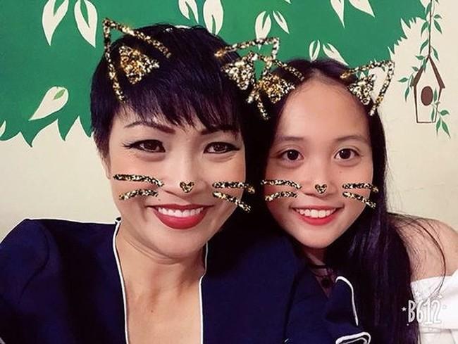 Con gái đen nhẻm, mũm mĩm của ca sĩ Phương Thanh ngày nào giờ trổ mã phổng phao, xinh xắn ở tuổi 13 - Ảnh 5.