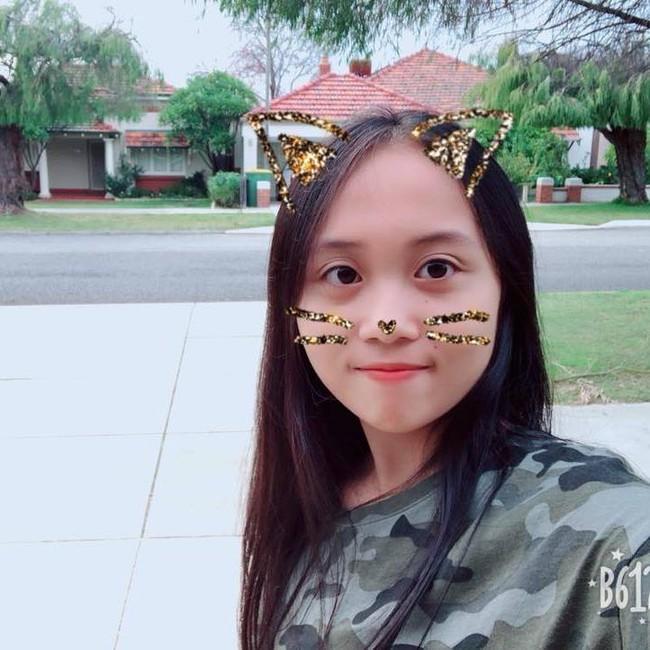 Con gái đen nhẻm, mũm mĩm của ca sĩ Phương Thanh ngày nào giờ trổ mã phổng phao, xinh xắn ở tuổi 13 - Ảnh 8.