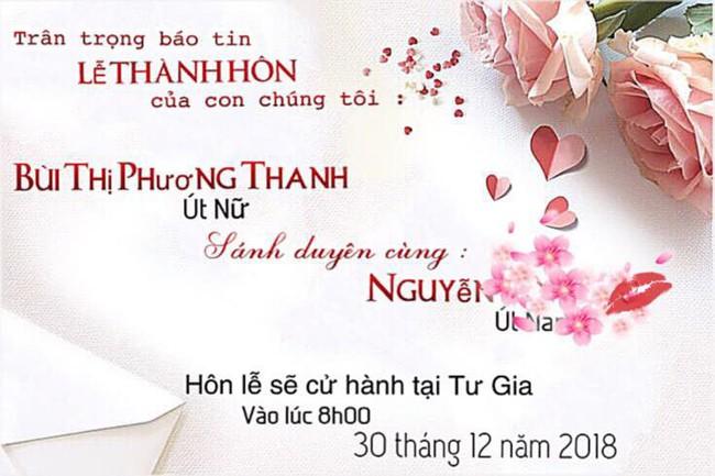 Vừa đăng tải thông tin đám cưới, Phương Thanh đã bị fan hâm mộ bóc mẽ những điểm vô lý - Ảnh 2.