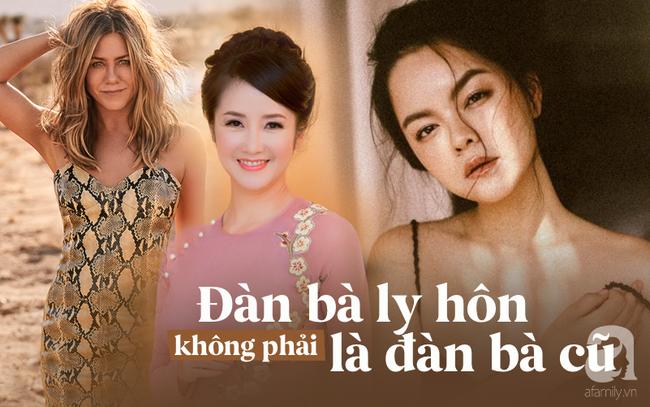 Hồng Nhung, Phạm Quỳnh Anh, Jennifer Aniston... hay câu chuyện về người đàn bà kiêu hãnh hậu ly hôn của năm 2018 - Ảnh 4.