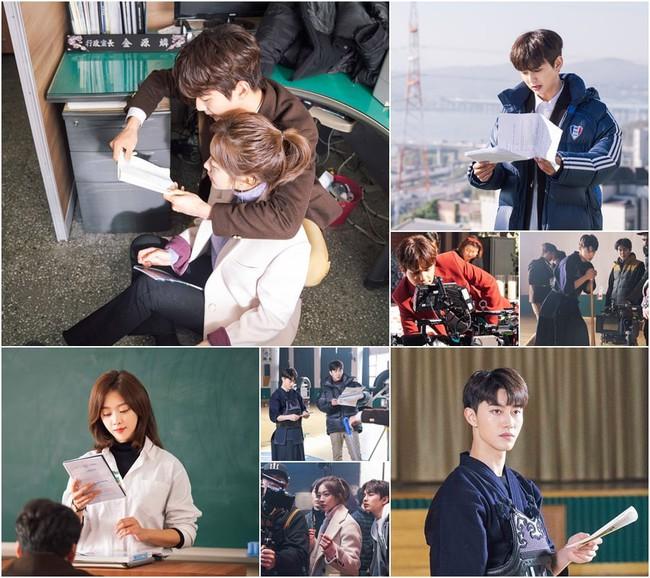 Yoo Seung Ho đã dùng tuyệt chiêu này để khiến bản thân trở thành bảo bối của cả đoàn phim - Ảnh 3.