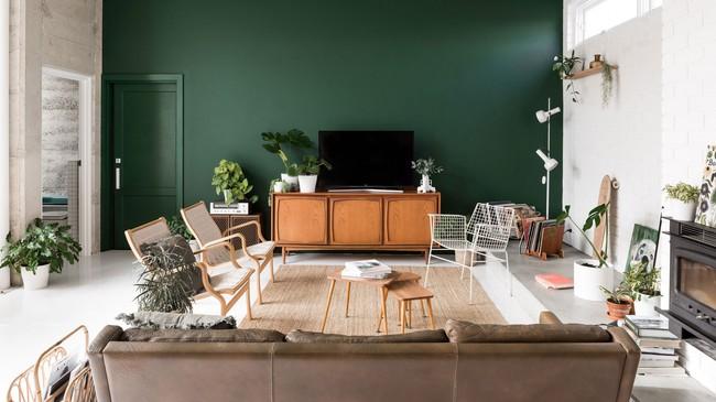 Ngôi nhà xanh vô cùng thân thiện với môi trường, được cặp đôi tự tay thiết kế bằng vật liệu tái chế  - Ảnh 4.