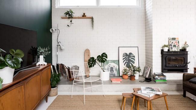 Ngôi nhà xanh vô cùng thân thiện với môi trường, được cặp đôi tự tay thiết kế bằng vật liệu tái chế  - Ảnh 3.