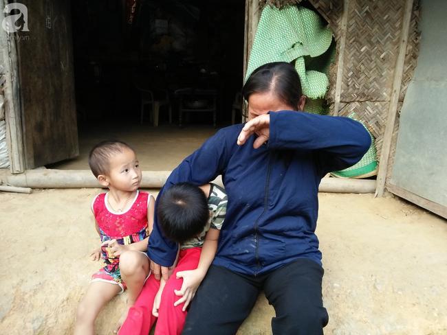 Bố mắc bệnh hiểm nghèo, mẹ bỏ đi biệt tích, tương lai 2 đứa trẻ mịt mù, cô độc cùng ông bà trong rừng sâu - Ảnh 10.