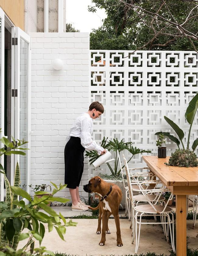 Ngôi nhà xanh vô cùng thân thiện với môi trường, được cặp đôi tự tay thiết kế bằng vật liệu tái chế  - Ảnh 10.