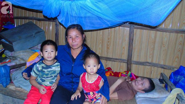 Bố mắc bệnh hiểm nghèo, mẹ bỏ đi biệt tích, tương lai 2 đứa trẻ mịt mù, cô độc cùng ông bà trong rừng sâu - Ảnh 5.