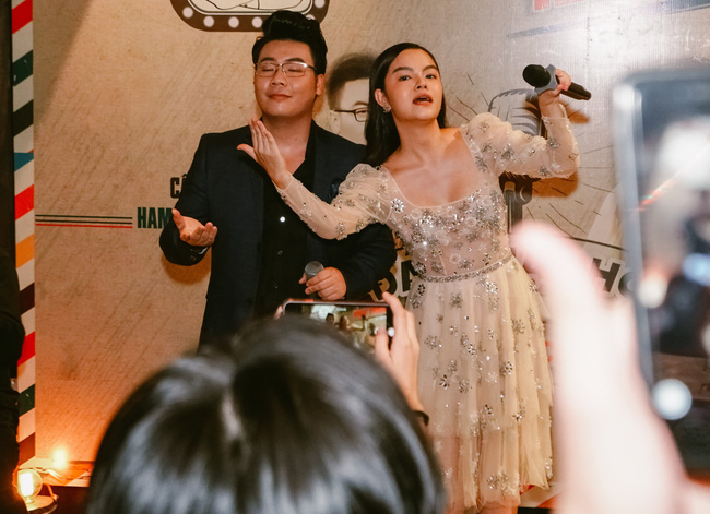 Phạm Quỳnh Anh đáp trả về tin đồn giỏi uống rượu sau khi ly hôn - Ảnh 4.