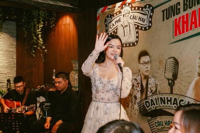 Phạm Quỳnh Anh đáp trả về tin đồn giỏi uống rượu sau khi ly hôn - Ảnh 6.