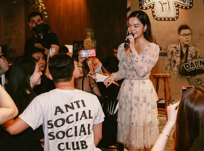 Phạm Quỳnh Anh đáp trả về tin đồn giỏi uống rượu sau khi ly hôn - Ảnh 7.