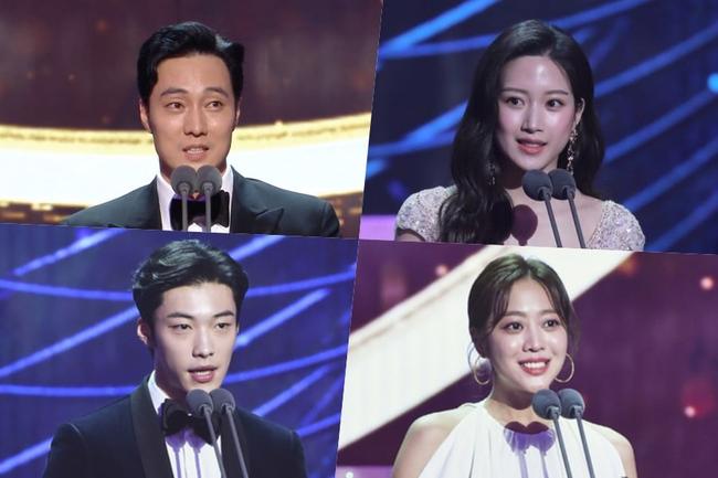 Anh đẹp So Ji Sub và Terius phía sau tôi thắng lớn tại MBC Drama Awards 2018 - Ảnh 1.