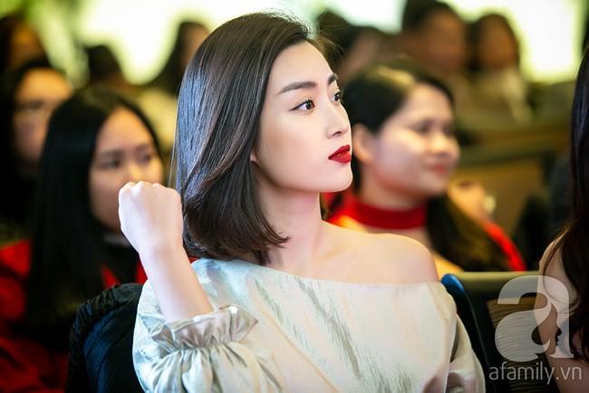 Sau một năm biến mất khỏi showbiz, Á hậu Nguyễn Thị Loan tái xuất với phong cách đẳng cấp trong ngày trở thành bà chủ - Ảnh 9.