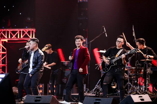 Mỹ Linh tuyên bố đoạn tuyệt tình cảm với Phương Uyên trong tập đầu Ban nhạc Việt mùa 2 - Ảnh 2.