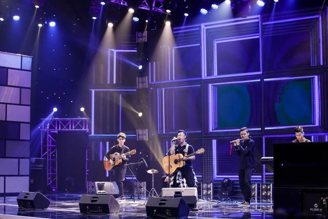 Mỹ Linh tuyên bố đoạn tuyệt tình cảm với Phương Uyên trong tập đầu Ban nhạc Việt mùa 2 - Ảnh 9.