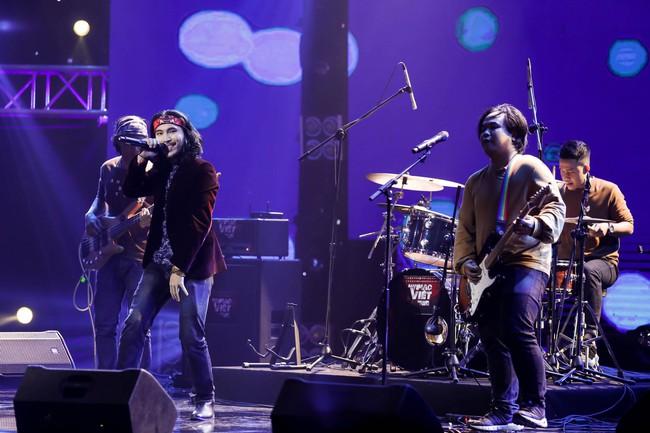 Mỹ Linh tuyên bố đoạn tuyệt tình cảm với Phương Uyên trong tập đầu Ban nhạc Việt mùa 2 - Ảnh 8.