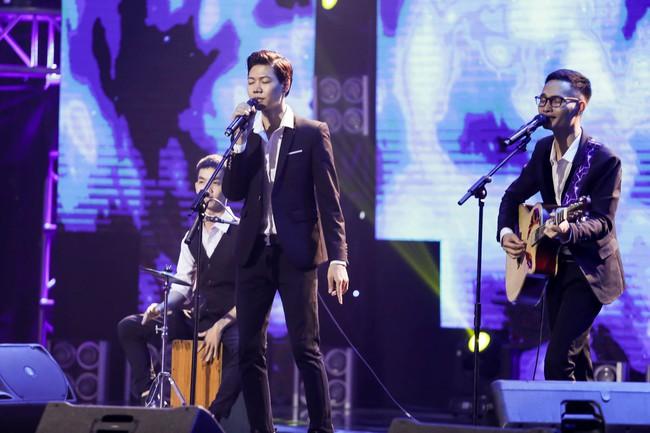 Mỹ Linh tuyên bố đoạn tuyệt tình cảm với Phương Uyên trong tập đầu Ban nhạc Việt mùa 2 - Ảnh 4.