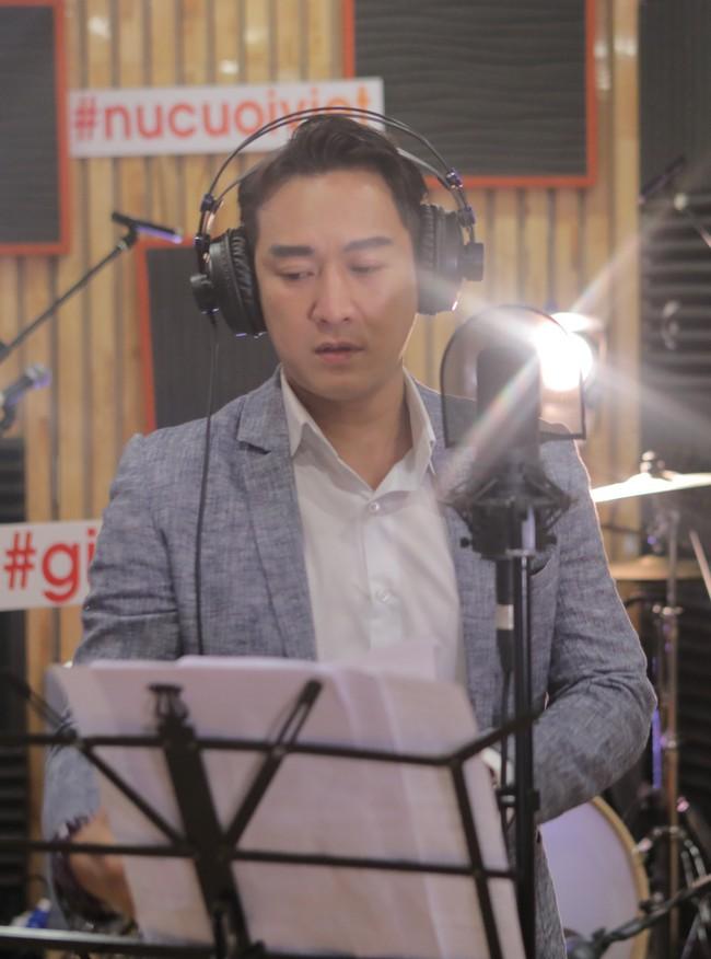 Sau nhiều năm gác micro, Hứa Vĩ Văn bất ngờ quay lại hát hò với Thanh Hà  - Ảnh 2.