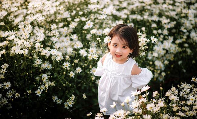 Đánh bại tất cả các bộ ảnh khác, 2 chị em soán ngôi công chúa mùa cúc họa mi năm nay vì quá xinh - Ảnh 9.