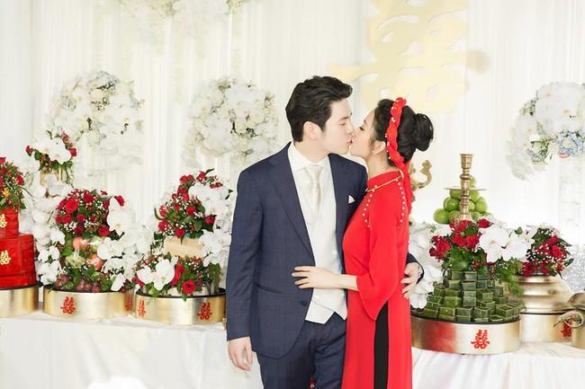 Hậu chia tay Trấn Thành, Mai Hồ hạnh phúc bên chồng kém tuổi, làm mẹ bỉm sữa vẫn xinh đẹp rạng ngời - Ảnh 2.