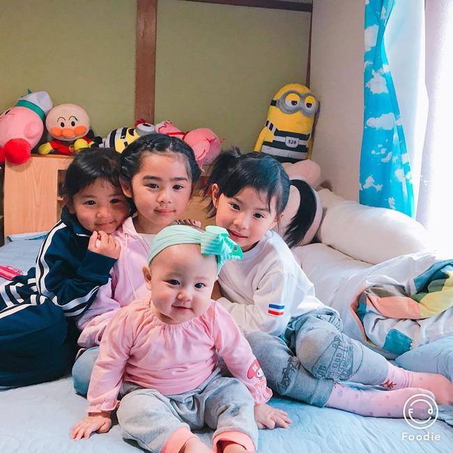 Mẹ Việt ở Nhật kể lại hành trình cả nhà 5 người bị nhiễm virus Herpes vì lây nhiễm từ con gái út - Ảnh 1.
