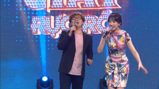 Hari Won uất ức tố Đại Nghĩa chèn ép, ăn hiếp cô trên sóng truyền hình  - Ảnh 2.