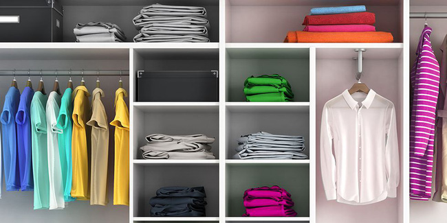 Những lời khuyên hữu ích cho vấn đề muôn thủa: Tủ quần áo trong phòng ngủ chật - Ảnh 1.