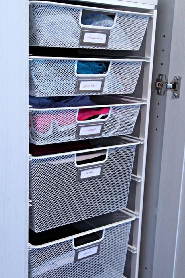 Những lời khuyên hữu ích cho vấn đề muôn thủa: Tủ quần áo trong phòng ngủ chật - Ảnh 12.