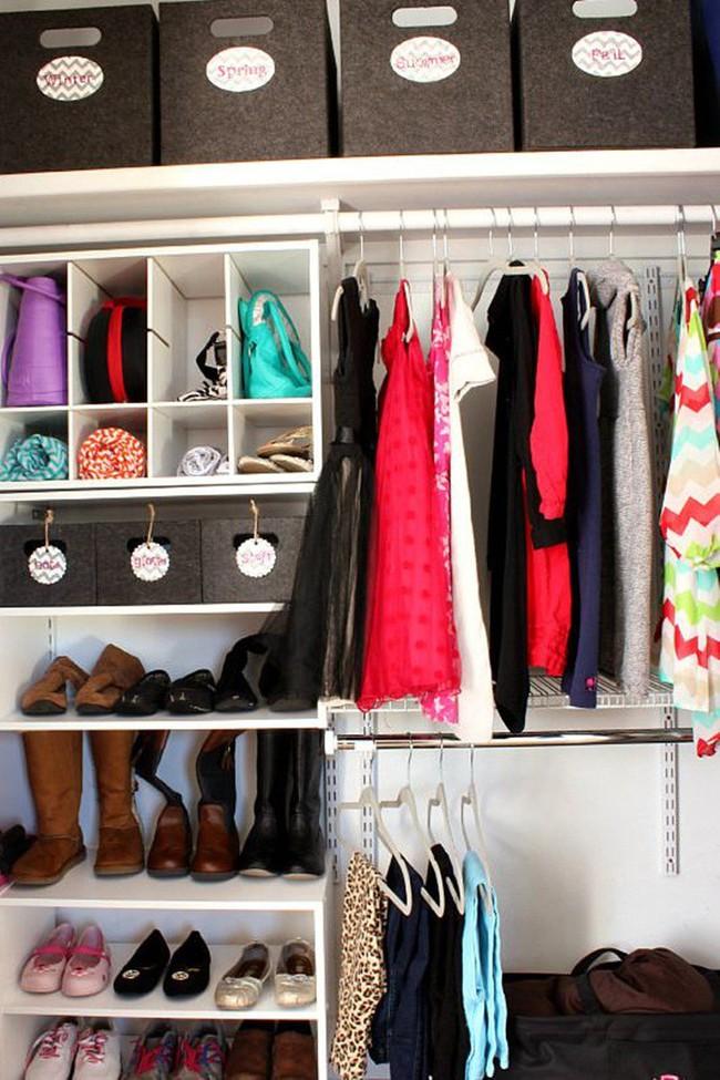 Những lời khuyên hữu ích cho vấn đề muôn thủa: Tủ quần áo trong phòng ngủ chật - Ảnh 13.