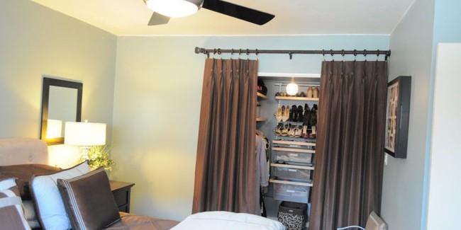 Những lời khuyên hữu ích cho vấn đề muôn thủa: Tủ quần áo trong phòng ngủ chật - Ảnh 22.