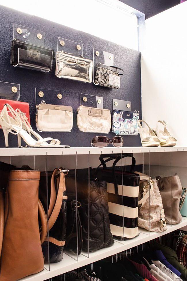 Những lời khuyên hữu ích cho vấn đề muôn thủa: Tủ quần áo trong phòng ngủ chật - Ảnh 4.