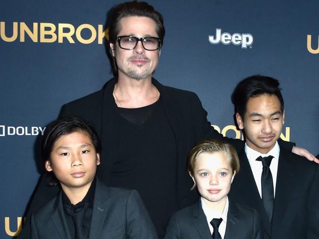 Quan hệ của Brad Pitt và 2 con trai Pax Thiên, Maddox đã được cải thiện đáng kể từ sau cuộc ly hôn thế kỷ - Ảnh 2.