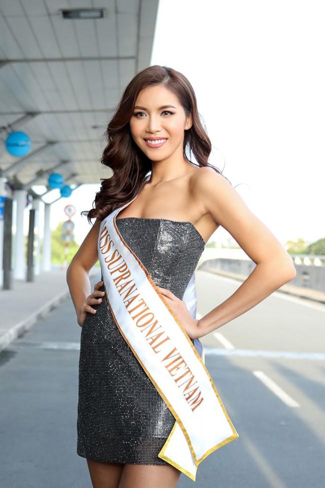 Nhìn lại hành trình của Minh Tú tại Miss Supranational 2018: Từ ồn ào mua giải, bị chơi xấu tới vị trí top 10 - Ảnh 2.