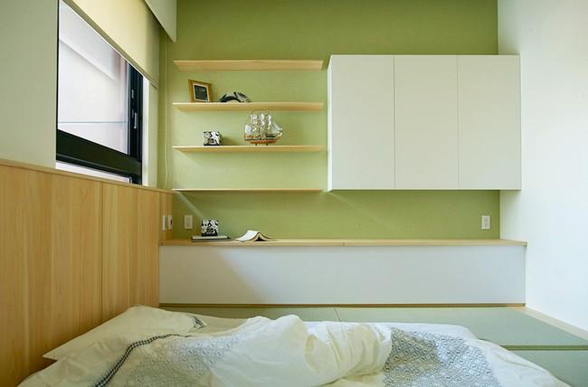 Chàng trai quyết rời nhà bố mẹ, dọn ra ở riêng trong căn hộ nhỏ xinh theo phong cách Nhật - Ảnh 12.
