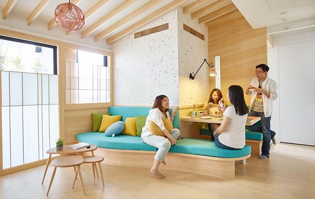 Chàng trai quyết rời nhà bố mẹ, dọn ra ở riêng trong căn hộ nhỏ xinh theo phong cách Nhật - Ảnh 5.