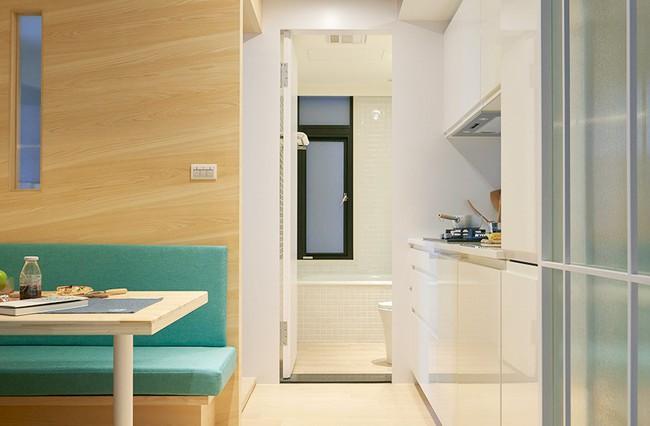 Chàng trai quyết rời nhà bố mẹ, dọn ra ở riêng trong căn hộ nhỏ xinh theo phong cách Nhật - Ảnh 14.