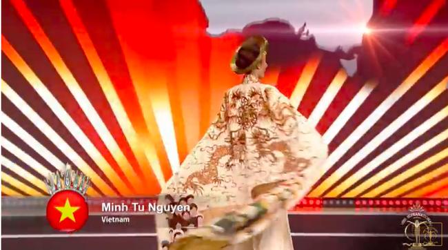Minh Tú dừng chân tại top 10, người đẹp Puerto Rico đăng quang Miss Supranational 2018 - Ảnh 4.