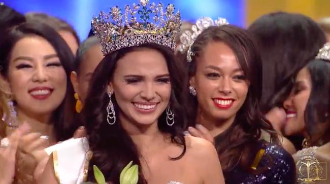 Minh Tú dừng chân tại top 10, người đẹp Puerto Rico đăng quang Miss Supranational 2018 - Ảnh 2.