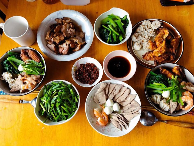 Vợ trẻ gợi ý loạt bữa ăn để đổi món khi ngán cơm, hội chị em lại khâm phục vì lý do này - Ảnh 3.