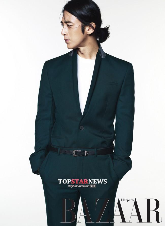 Go Soo: Nam thần ngày nào giờ đã là ông bố 3 con, yêu vợ chiều con nhất làng giải trí Hàn - Ảnh 8.