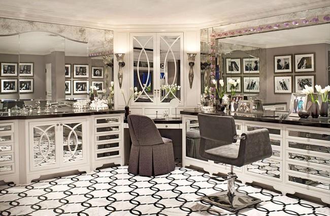 Điểm danh những căn phòng tắm thiết kế bồn rửa tay đôi khiến bạn khó có thể chối từ - Ảnh 5.