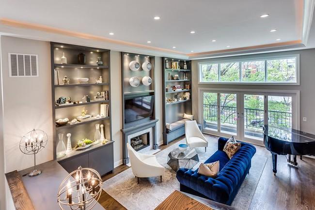 Lựa chọn theo cách này đảm bảo ghế sofa nhà bạn sẽ luôn nổi bật trong mọi không gian sinh hoạt - Ảnh 11.