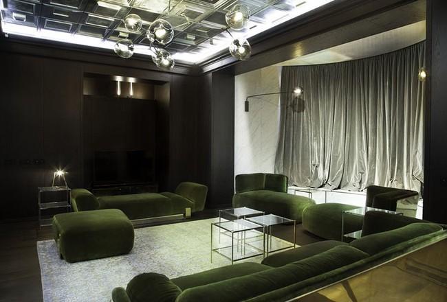Lựa chọn theo cách này đảm bảo ghế sofa nhà bạn sẽ luôn nổi bật trong mọi không gian sinh hoạt - Ảnh 14.