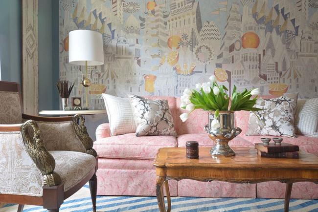 Lựa chọn theo cách này đảm bảo ghế sofa nhà bạn sẽ luôn nổi bật trong mọi không gian sinh hoạt - Ảnh 1.
