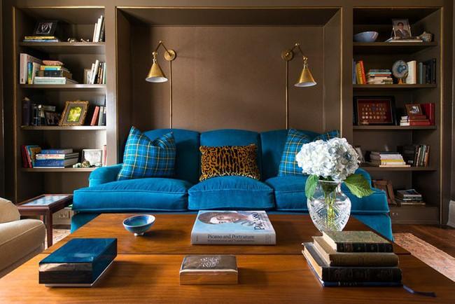 Lựa chọn theo cách này đảm bảo ghế sofa nhà bạn sẽ luôn nổi bật trong mọi không gian sinh hoạt - Ảnh 2.